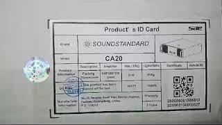 Amplifier techno 4 videos / InfiniTube