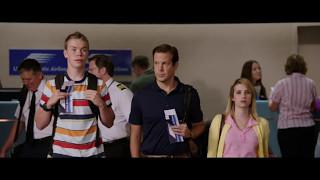 """Мы Миллеры. Преобразование """"семьи"""" в аэропорту"""