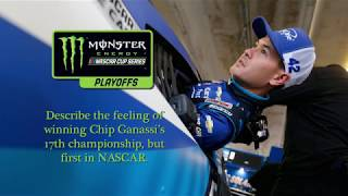2018 Contender Spotlight Series - A Chip For Chip; Larson Chases Ganassi's First NASCAR Title