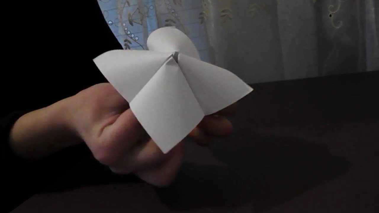 How To Make a Paper Fortune Teller - EASY Origami - YouTube | 720x1280