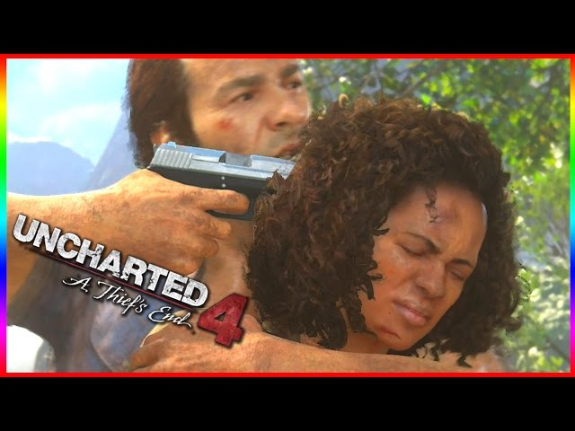 Uncharted 4: A Thief's End - All Death Scenes Montage