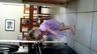 Ballerina Makenna