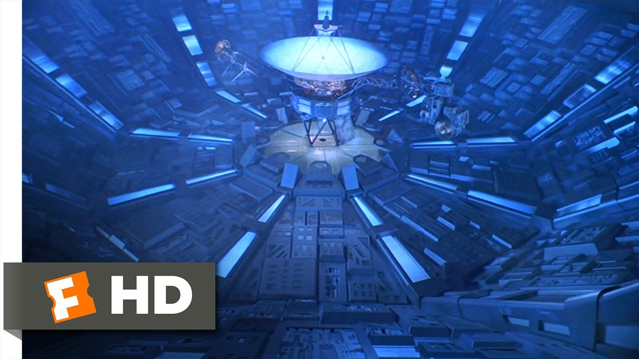 Download Star Trek: The Motion Picture (7/9) Movie CLIP - VGER is Voyager 6 (1979) HD