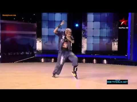 Indias dancing superstar robotics dance Amardeep