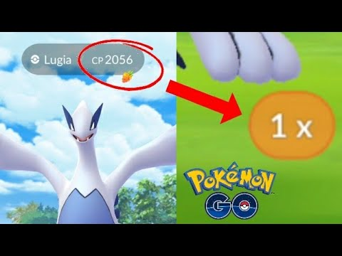 Download Youtube: OMG!! 100% LUGIA! ONLY 8 BALLS - DID I CATCH IT? POKEMON GO