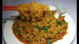 Masala maggi recipe | मिंटो में बनाये मसाला मैगी बिना इसके मसाले के | maggi recipe in hindi