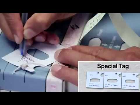 How to Connect control unit with ballot unit