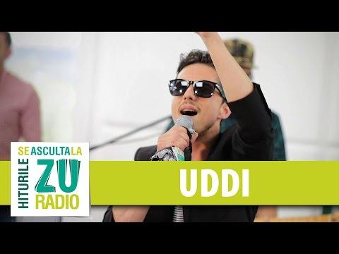 UDDI - Aseara ti-am luat basma (Live la Radio ZU)