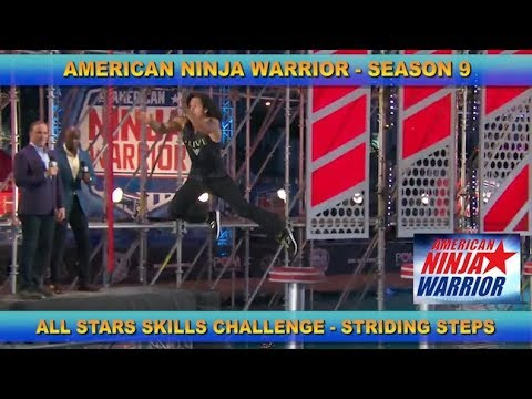 ANW: All Stars Skills Competition - Striding Steps (Season 9)