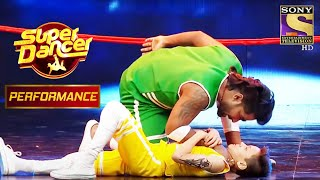 """Vaibhav And Bishal's High-Powered Performance On """"Dangal"""" 