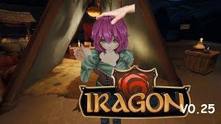 Iragon (Skeleton): Headpattin Sim