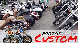 Motos Custom BARATAS nos Estados Unidos
