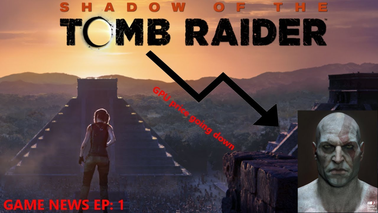 GPU PRICES SET TO CRASH? A NEW TOMB RAIDER GAME,NINTENDO'S NEW LEADER RI...