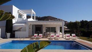 Magnifique villa de 5 chambres avec vue mer Javea, Costa Blanca, Espagne Ref. CB-930