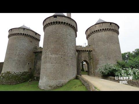 Lassay - Un Puissant Château Fort