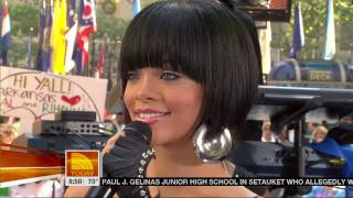 Download Mp3  1080p  Rihanna - Umbrella @  Today Show 06.08.07  Hd