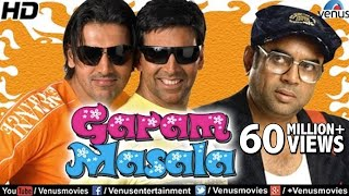 Garam Masala (HD) Full Movie | Hindi Comedy Movies | Akshay Kumar Movies | Latest Bollywood Movies thumbnail