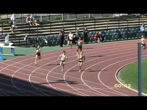 2009 Vic U16 Women 400m