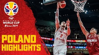 Poland | Top Plays & Highlights | FIBA Basketball World Cup 2019
