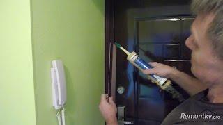 Как украсить входные двери(Узнай, как сделать качественный ремонт в квартире и сэкономить при этом более 100 000 руб.: http://lessons-free.ru/remontkurs..., 2016-05-30T17:00:01.000Z)