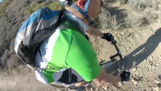 Mountain Biking - 3Mile Smile (Cottonwood Valley- Las Vegas)