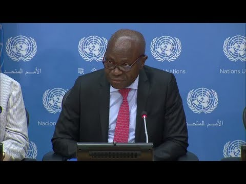 Gilbert Houngbo (IFAD) on International Day of Family Remittances & other matters - Press Conference