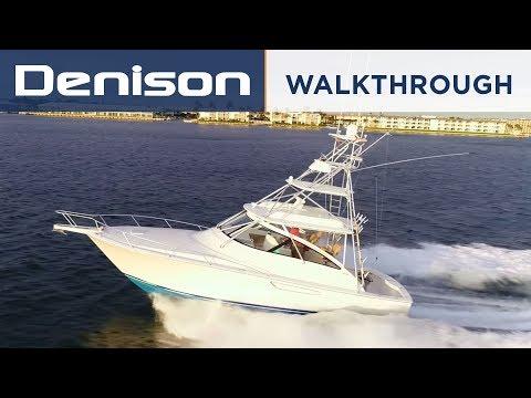 42 Viking Open Sportfish [Walkthrough]