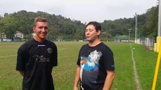 Interviste giocatori migliori in campo quadrangolare Samone