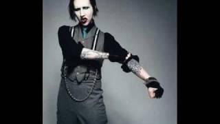 Obsequey (The Death of Art) - Marilyn Manson [Lyrics, Video w/ pic.]
