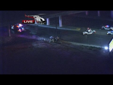 BREAKING: Car crash near Western, Oakey Blvd. thumbnail