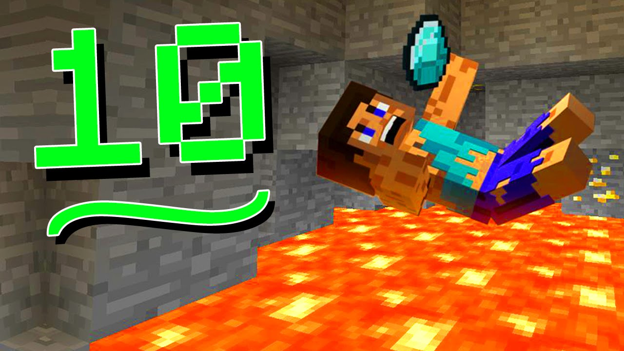 ✔ Minecraft: 12 Ways to Trap Your Friends