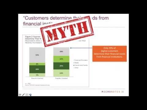 Myth busting Retail Banking