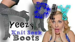 Yeezy DIY boots Fashion Hack Money Saver