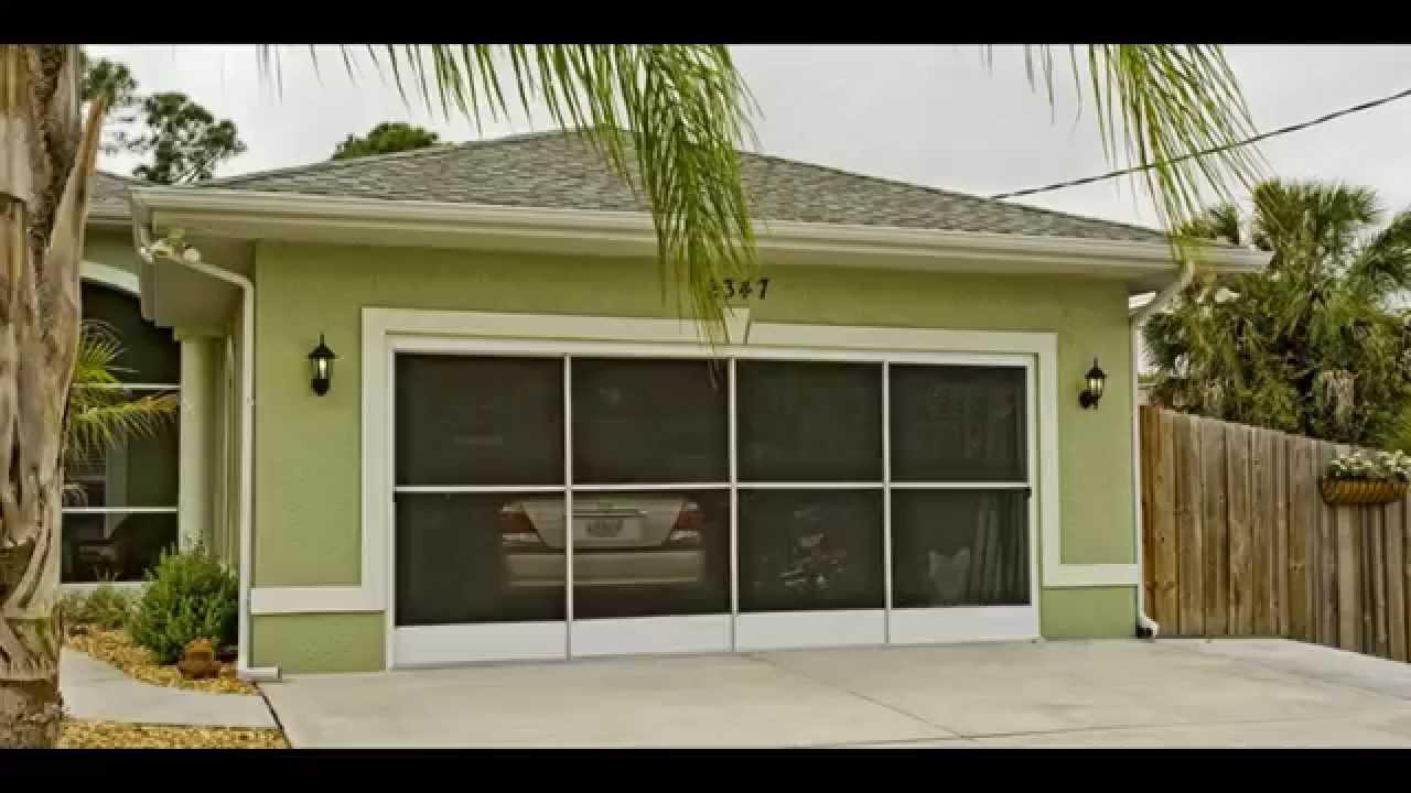 Garage Door Screens By Medsouk Com Youtube