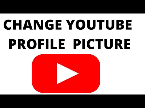 HOW TO CHANGE YOUTUBE PROFILE PICTURE ON COMPUTER IN 2020 | HOW TO CHANGE YOUR YOUTUBE PICTURE