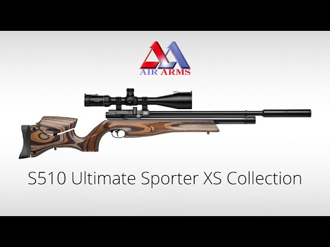 The Air Arms S510 Ultimate Sporter XS