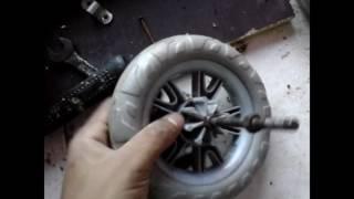 como fazer reboque  para mini paredão part 1