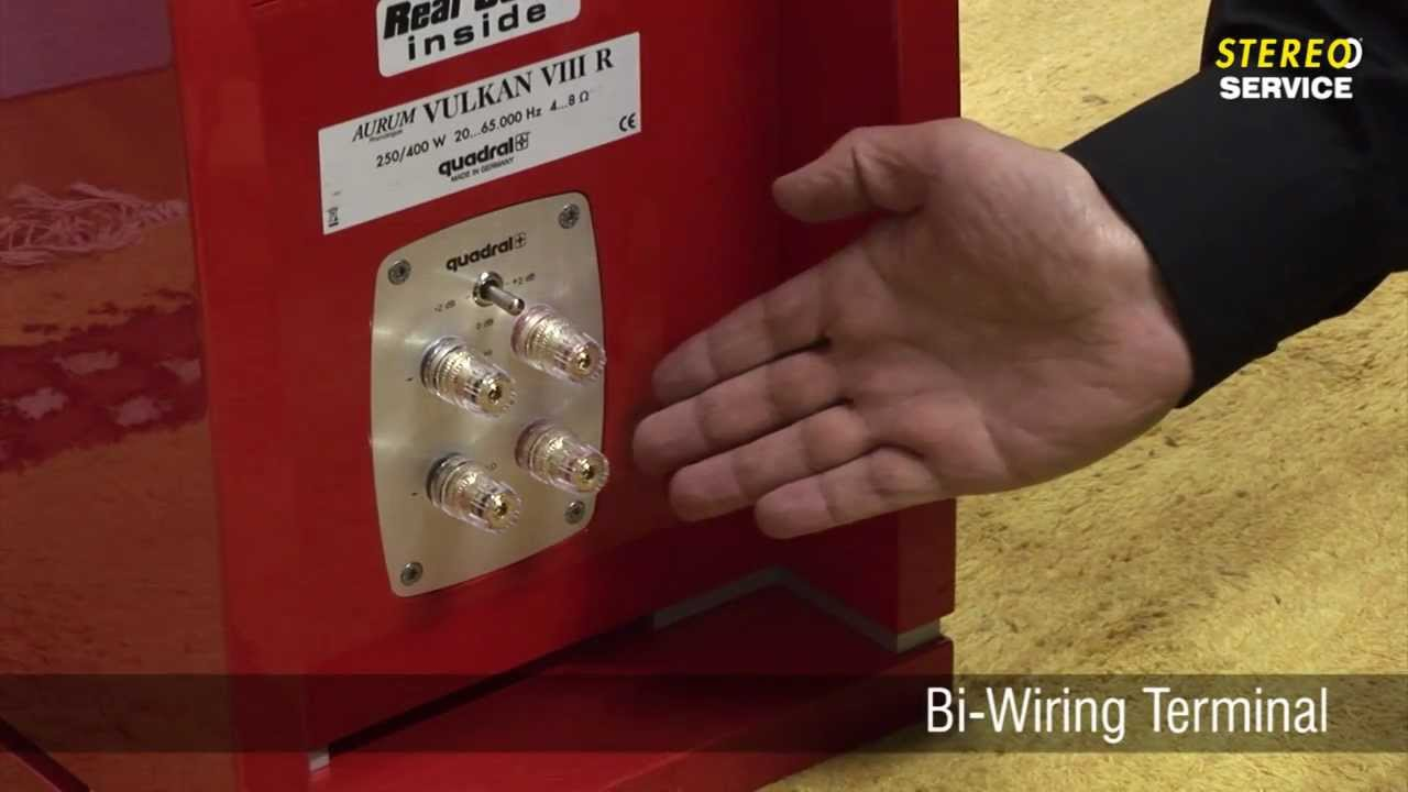 STEREO - SERVICE - Bi-Wiring - YouTube