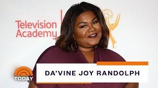 Da'Vine Joy Randolph Talks About New Series 'High Fidelity' | TODAY