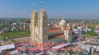 Thánh Lễ Tạ Ơn Khánh Thành Thánh Đường Giáo Xứ Phú An (Full HD)