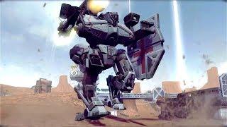 [Free Download] - WAR ROBOTS (PC DL) - [Multiplayer Online Battle Arena, Mech MOBA Game]