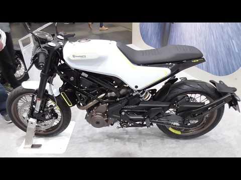 大阪モーターサイクルショー ハスクバーナのブース バイク     Husqvarna Motorcycles Japan