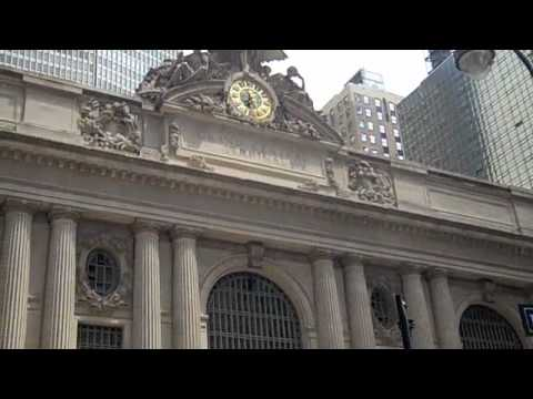 Grand Central Station & Pershing Square