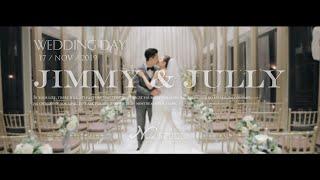 [婚禮錄影] 萊特薇庭 Jimmy u0026 Jully 2019.11.17 微電影婚禮錄影 證婚/宴客