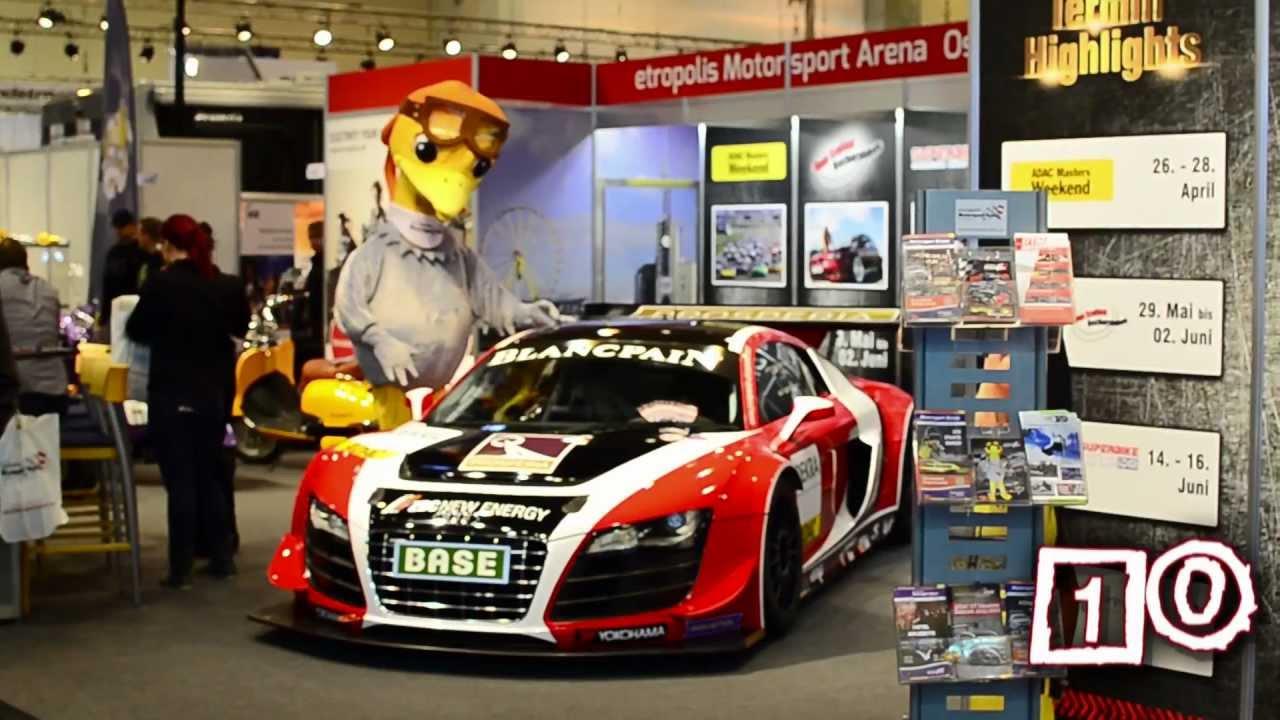 Audi R8 und Ford Mustang - Motorvision INSIDE Folge 05