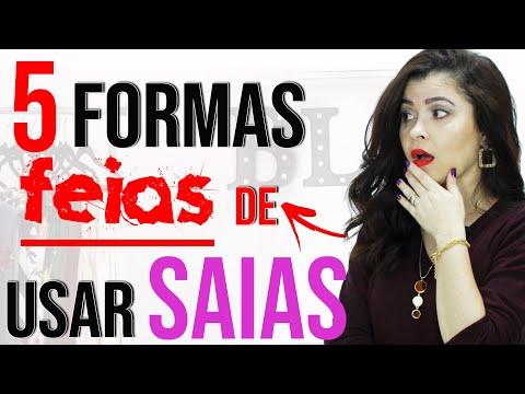5 formas FEIAS de usar saia I Blog da Le