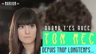 MARION - QUAND T'ES AVEC TON MEC DEPUIS TROP LONGTEMPS... thumbnail