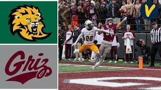 SE Louisiana vs Montana Highlights | 2019 FCS Playoffs | Second Round