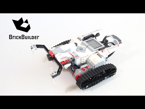 Lego Mindstorms 31313 TRACK3R - Lego Speed build - YouTube