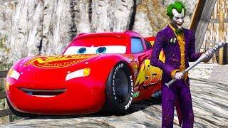 Joker Şimşek McQueen'i Serbest Bırakacak mı ?